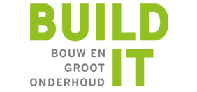 Logo Build It Bouw en Groot Onderhoud